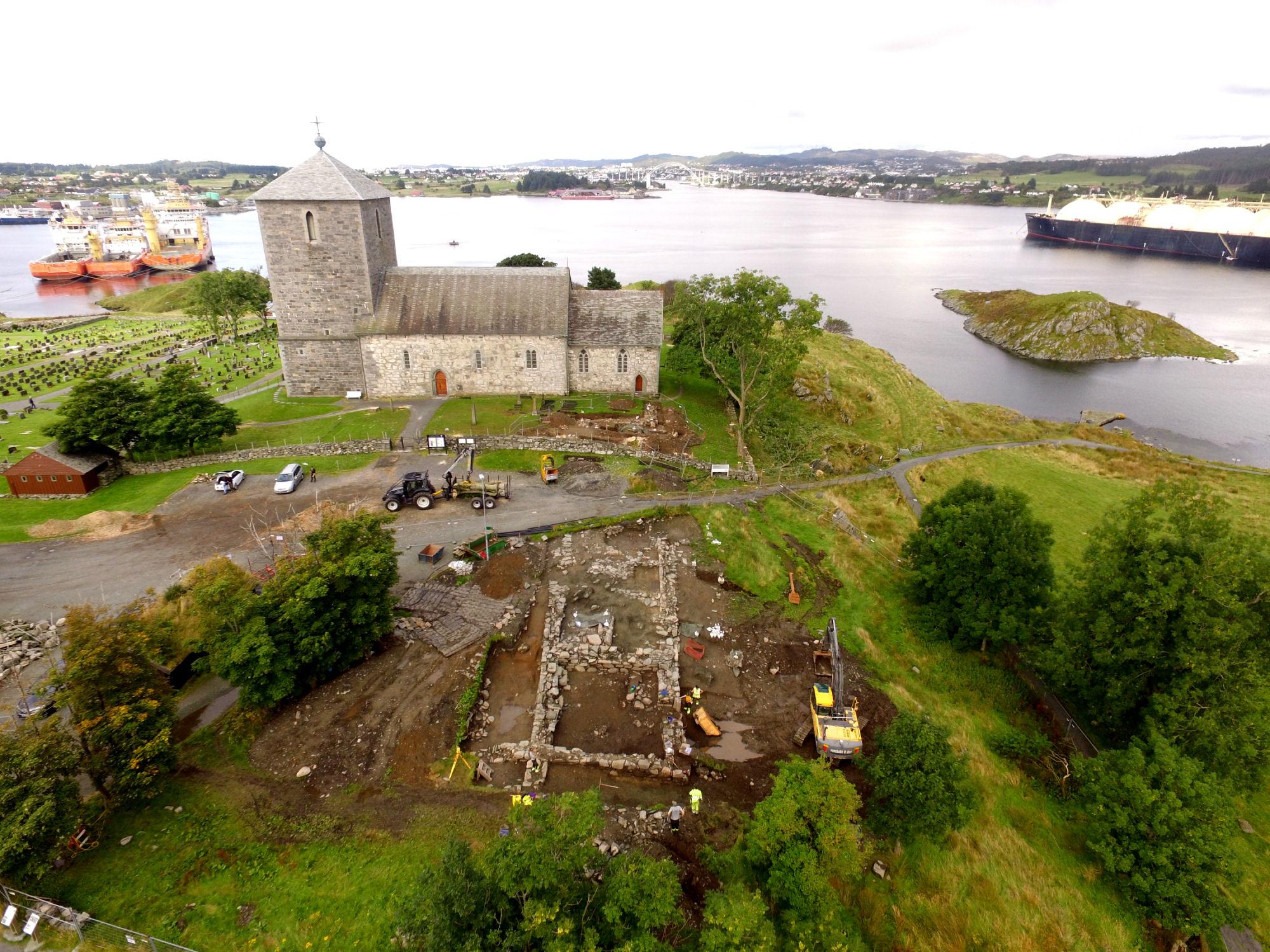 forhistorisk tid i norge