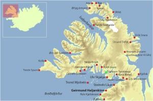 Geirmundveldet på Island