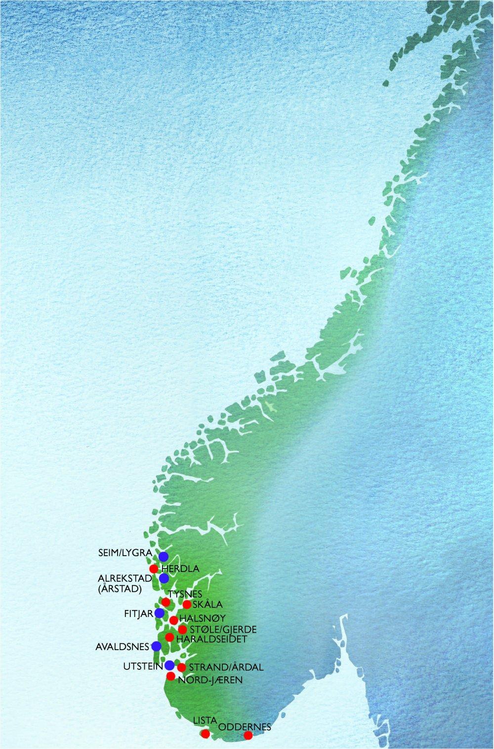 kart hafrsfjord Harald Hårfagre Harald Fairhair kart hafrsfjord