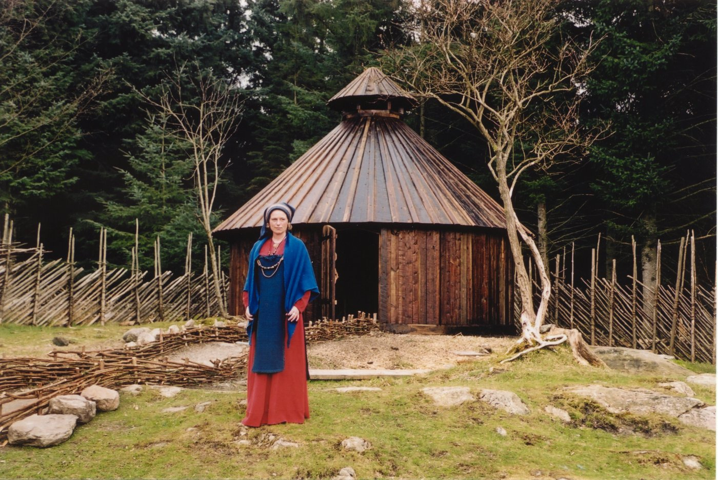 Rundhus Avaldsnes Vikingtid