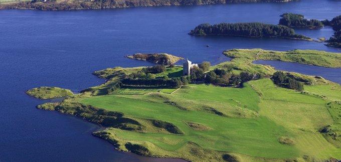 øy utenfor kristiansund