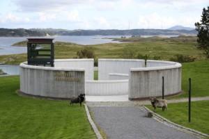 Nordvegen Historiesenter. (Foto C. Glette)