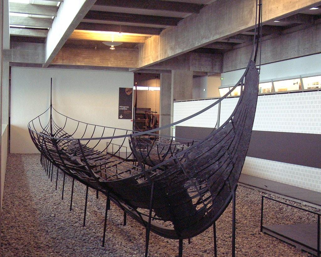 Vikingskip - Viking ships