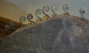 Stavnpryd fra Ladebyskipet. ( Foto Wikimedia commons, Malene Thyssen)